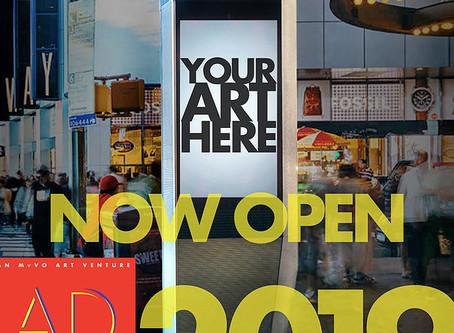 Art Gallery • New York City / 1-4 may 2019