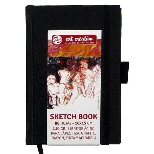 Sketch Book 10x15 cm