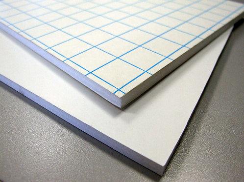 Cartón pluma de 5mm adhesivo 100x200cm