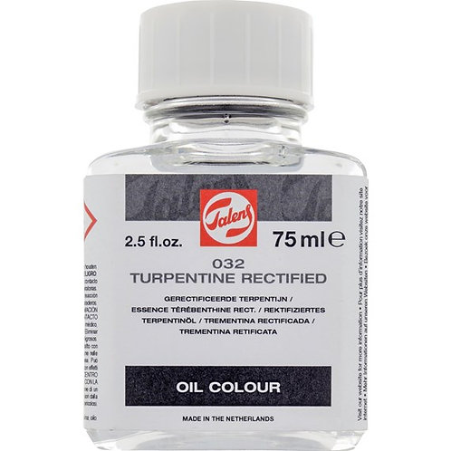 Trementina Rectificada 032 75 ml