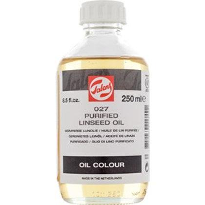 Aceite de Linaza Purificado 027 250 ml