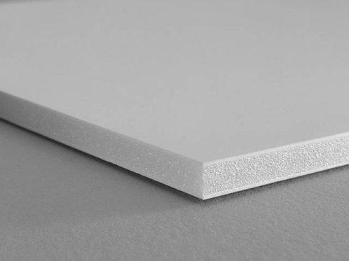 Plancha de cartón pluma de 5mm 100x200cm