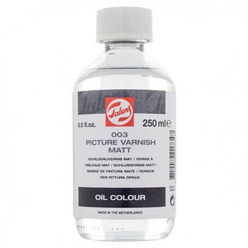 Barniz de Pintura Mate 003 250 ml