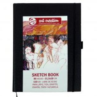 Sketch Book 21,5x28 cm