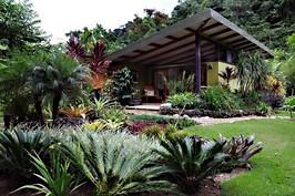 Jardín privado - Private garden
