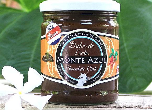 Dulce de Leche con Chocolate y Chile Picante