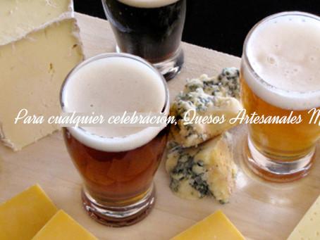 El queso y la cerveza, el perfecto maridaje