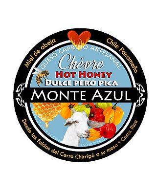 Chèvre + Hot Honey