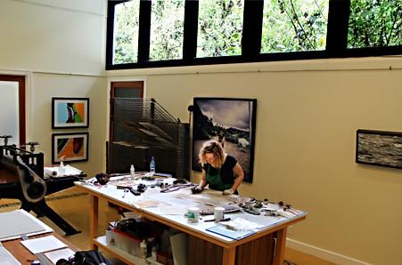 Taller de arte - Art Studio