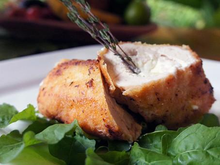 Crujiente + cremoso = ¡delicioso!