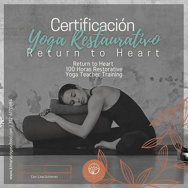 KYS Return to Heart 100 Horas Restorativ