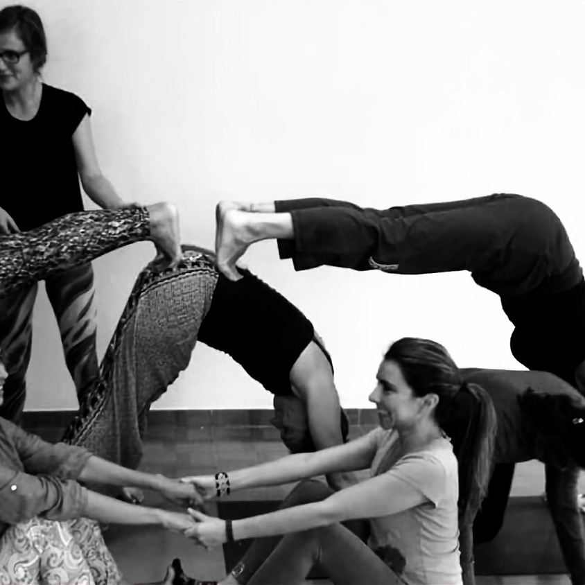 Repetición - Yoga Kids Teacher Training Módulo Introductorio