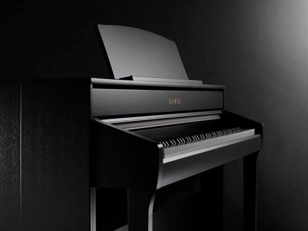 Kawai-CA-Series-Digital-Piano-Side