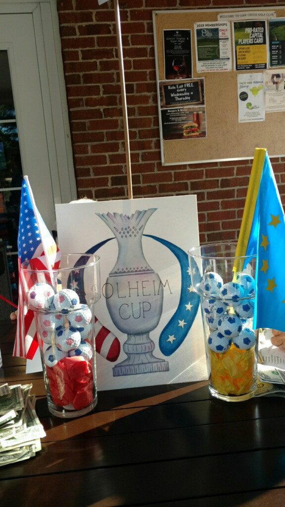 The Solheim Cup 2019
