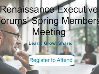 Spring Members' Meeting