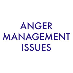 anger management issues