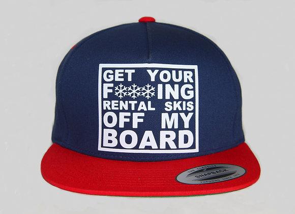 Trucker Cap Ski