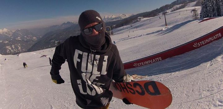 FULL OF LOVE Snowboarding