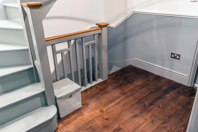 Bespoke joinery, stair set, wood work, carpentry