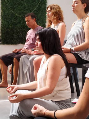 meditación conexion con la fuente