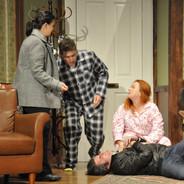 Rachel, Neville, Clive, Belinda & Bernard