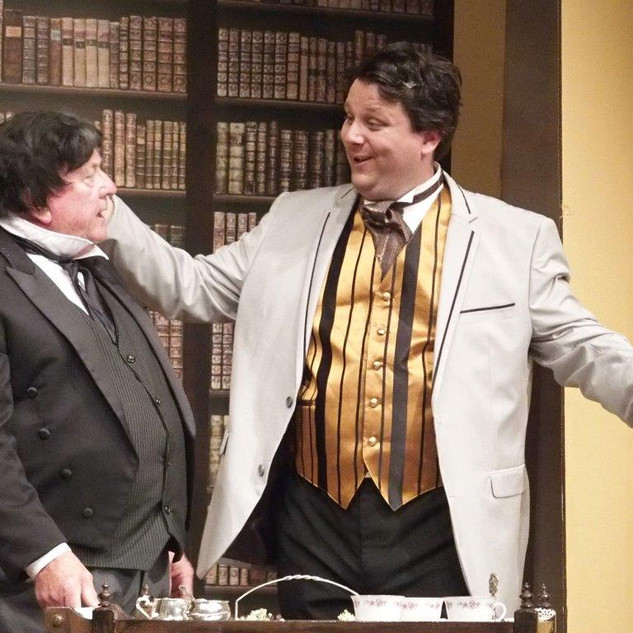 Lane and Algenon Moncrieff discuss wages and cucumbers