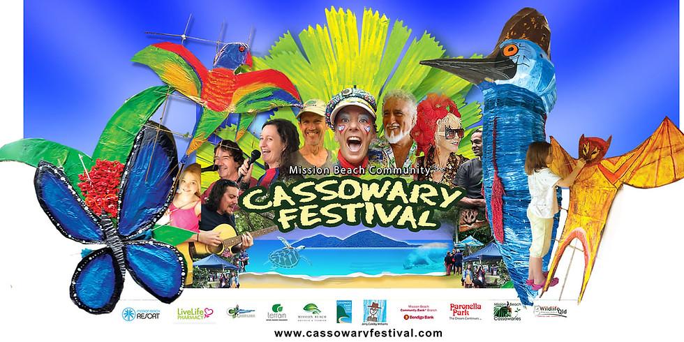 Mission Beach Cassowary Festival