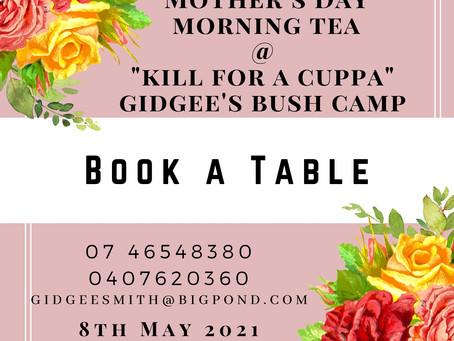 Gidgee's Event