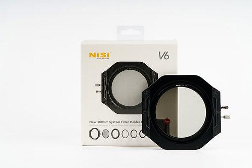 NiSi V6 100mm Filter Holder System With Pro CPL