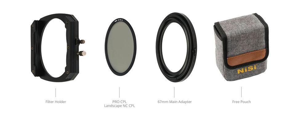 M75 Filter Holder Kit