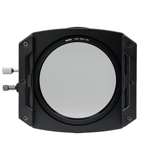 NiSi M75, 75mm Filter Holder System With Pro CPL