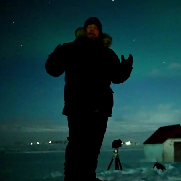 A stills shot from the video