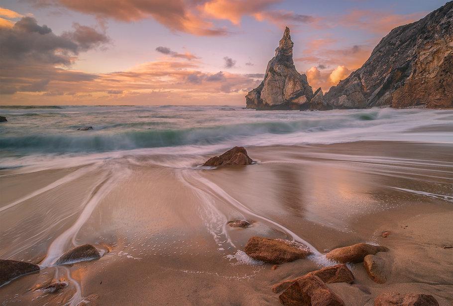 Ursa Beach, Portugal.