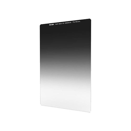 NiSi 2 Stop Soft 75x100mm IR Graduated Neutral Density Filter ND4 0.6
