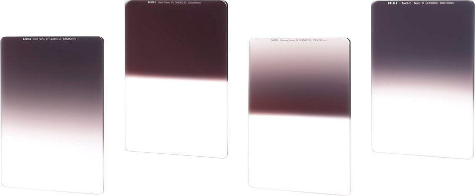 NiSi Filters Graduated Neutral Density F
