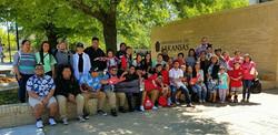 Marshallese students at UA