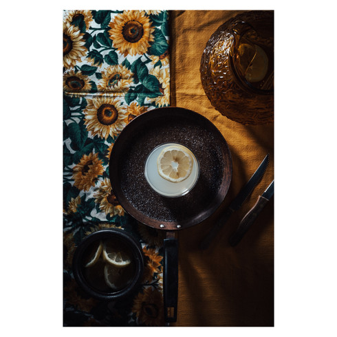 Thrift Challenge - Edmonton Food and Still Life Photography