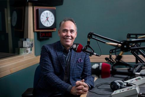 CBC Radio Calgary - Tim Tamashiro
