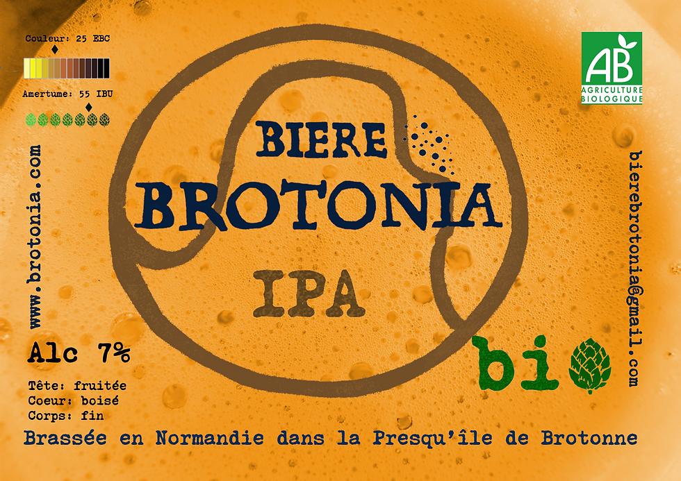 Nouveau présentoir Brotonia bière IPA.pn