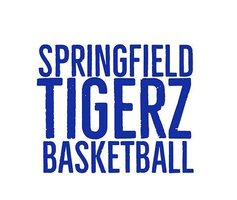 Springfield Tigerz Basketball Hoodie