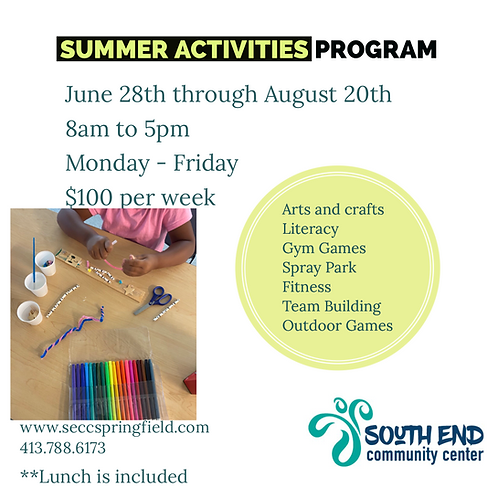 SECC  Summer Activity Program
