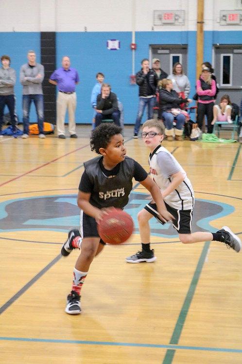Springfield Spurs Basketball Registration