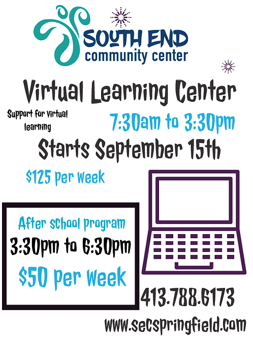 Virtual learning and after school
