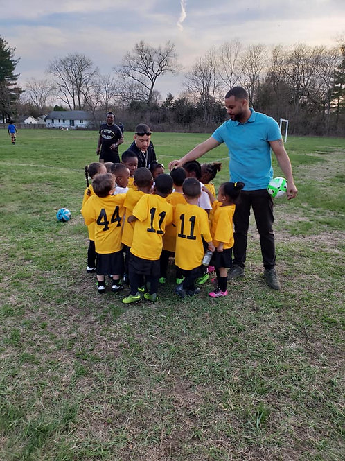 Itty Bitty Fall Soccer (3 and 4 year olds)