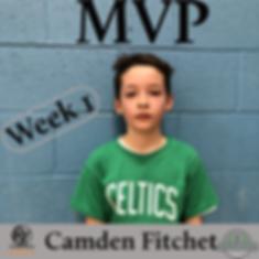 Camden Fitchet Celtics