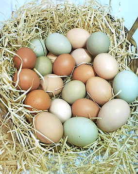 Ovos Caipiras