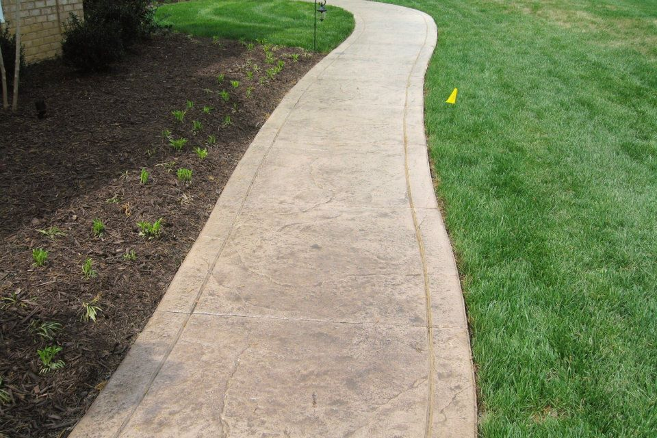 Residential Sidewalks