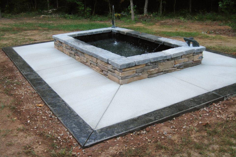 Concrete Supplier S B Cox Ready Mix Inc Virginia