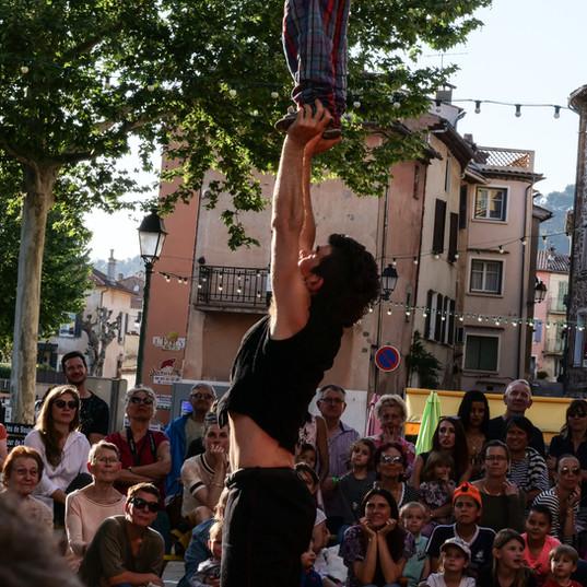 Festival du Galoubet 2018 à La Motte en Provence (83)