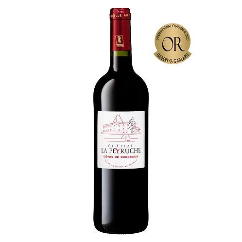 Côtes de Bordeaux Rouge - Tradition 2017